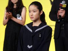 『ソロモンの偽証』1万人から選ばれた新人女優、人生初の記者会見に緊張!
