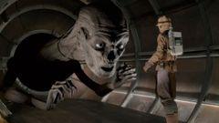 BUMP初映画の場面写真が公開!山崎貴監督のオープニングアニメに恐ろしい生物が!