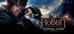『ロード・オブ・ザ・リング』キャストも再集結!『ホビット』完結編の本予告公開