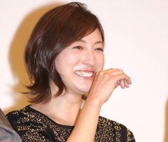 広末涼子、感涙!観客からのサプライズに「頑張ってきてよかった」
