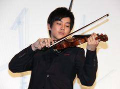 松坂桃李、バイオリンを約1年猛特訓!「地獄の日々を過ごしました」