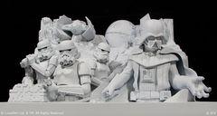 『スター・ウォーズ』大雪像が「さっぽろ雪まつり」に!世界初のルーカスフィルム公認!