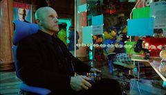 テリー・ギリアム新作『ゼロの未来』5月公開!『未来世紀ブラジル』『12モンキーズ』に続く近未来物