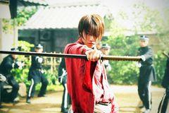 『るろうに剣心』が『トランスフォーマー』に勝利!初登場トップ