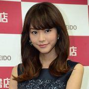 「世界で最も美しい顔100人」桐谷美玲が8位にランクイン