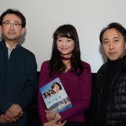 """震災から20年のいまを描いた映画『神戸在住』監督が""""神戸への愛""""を明かす"""
