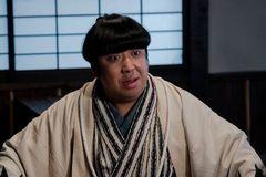 バナナマン日村、ゾンビにかまれて絶叫!『新選組オブ・ザ・デッド』新映像