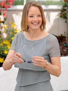 ジョディ・フォスターが女性のための映画祭で生涯功労賞を受賞!