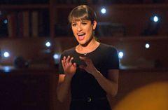 「Glee」リア・ミシェルが「Let it Go」歌唱中に嘔吐