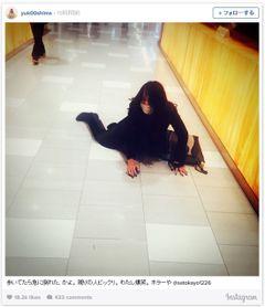 """大島優子が目撃した佐藤かよの""""ホラーな瞬間""""に反響"""