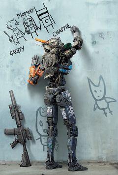 ヒュー・ジャックマン×『第9地区』監督タッグ作が公開!主人公は成長するロボット!