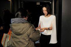 中谷美紀、人生初のチケットもぎり体験に「気を失いかけた」