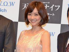 倉科カナ、15歳の中学生役に挑戦!制服&体操着に苦笑