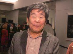 高畑勲監督、オスカー受賞に期待「評価されるとうれしい」