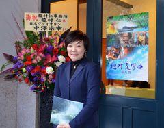 安倍首相夫人・昭恵さん、被災地の「心の復興」の大切さを実感!
