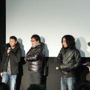 『テレクラキャノンボール』ゴールの地、北海道に初上映! 満員御礼で大盛り上がり!