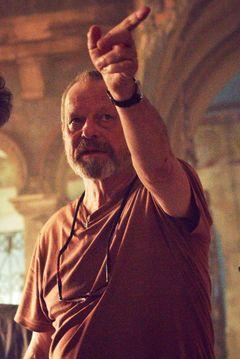 テリー・ギリアムが5年ぶり来日!近未来映画『ゼロの未来』引っ提げ