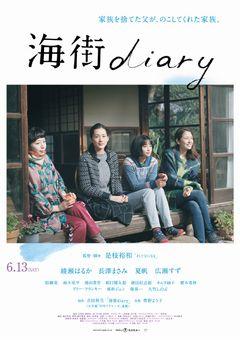 綾瀬はるか、長澤まさみらが4姉妹 『海街diary』予告編公開