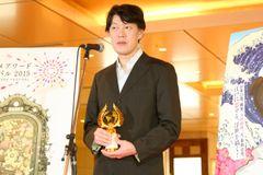 『クレしん』原恵一監督、手描きアニメの重要さを力説 特別賞アニメドールに感激
