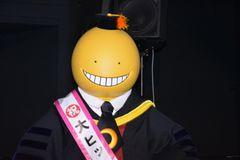 『暗殺教室』殺せんせーの正体は嵐・二宮和也!9年ぶり声優挑戦!