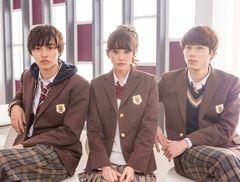 桐谷美玲×山崎賢人×坂口健太郎『ヒロイン失格』9月19日公開決定!