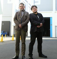「エヴァ」庵野秀明&『進撃』樋口真嗣、『ゴジラ』復活に懸ける思い… - コメント全文