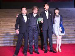 園子温監督、北京での大歓迎にご満悦!中国との橋渡しに意欲