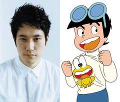 「ど根性ガエル」が初の実写化!松山ケンイチが30歳になったひろし役