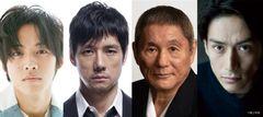ビートたけし『MOZU』最大の闇ダルマ役で出演!「気の合う相棒」西島秀俊と対決!