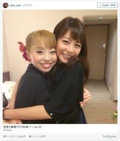 相武紗季、姉・音花ゆりと仲良しツーショット「素敵な姉妹」「二人とも可愛い」