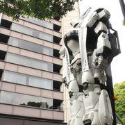 パトレイバー98式イングラムが霞ヶ関の警視庁本庁舎に登場!