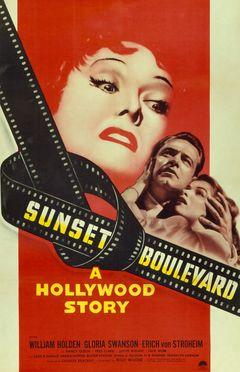 連載第9回『サンセット大通り』(1950年)