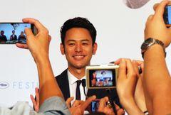 妻夫木聡、カンヌデビューに「幸せ」!名匠ホウ・シャオシェン監督作で