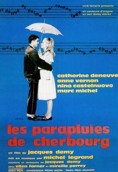 第10回『シェルブールの雨傘』(1964年)