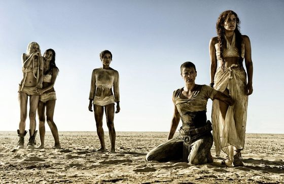 画像: 『マッドマックス』虐げられた女たち!五人の女優が演じる「ワイブス」公開!の画像