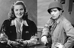 名女優イングリッド・バーグマンと伝説の戦場カメラマンのロマンスを描く映画が始動!