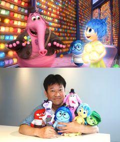 佐藤二朗、声優に初挑戦!ディズニー/ピクサー最新作で歌も披露