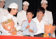 西島秀俊、松嶋菜々子との共演に興奮「一番のムードメーカーだった」