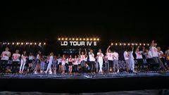 東方神起、少女時代、SHINee、EXOのキレキレダンス!『SMTOWN THE STAGE』新映像