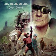 チャリに乗った『マッドマックス』!超80年代な血まみれヒーロー映画が上陸!