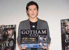 尾上松也、バットマン愛を語り尽くすもヒーローの素質はゼロ