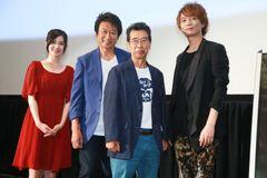 『サイボーグ009VSデビルマン』アポロン&ジンメンも登場!本編映像に新旧声優陣も熱狂!