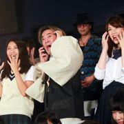 稲川淳二、女子高生を涙目にさせる「17歳は一番霊感が強い」