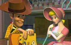 『トイ・ストーリー4』はウッディとボー・ピープのラブストーリーに!