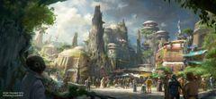 『スター・ウォーズ』のテーマパーク、米ディズニーワールドにオープン!