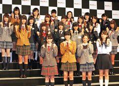 乃木坂姉妹グループ「鳥居坂」から「欅坂」にいきなり名称変更!1期生22名が発表