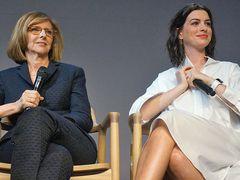 アン・ハサウェイが過去最高のキャラクターに惹かれて出演した新作!