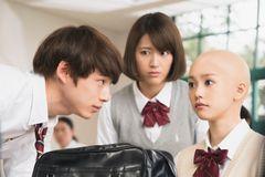 桐谷美玲、『ヒロイン失格』衝撃の丸刈り姿が公開!