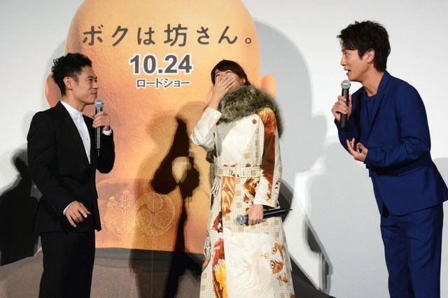 溝端淳平(右)に不満ぶつける伊藤淳史(左)!そして山本美月(中央)