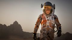 マット・デイモンが火星に取り残される『オデッセイ』、『ゼロ・グラビティ』に次ぐ歴代2位の大ヒット!